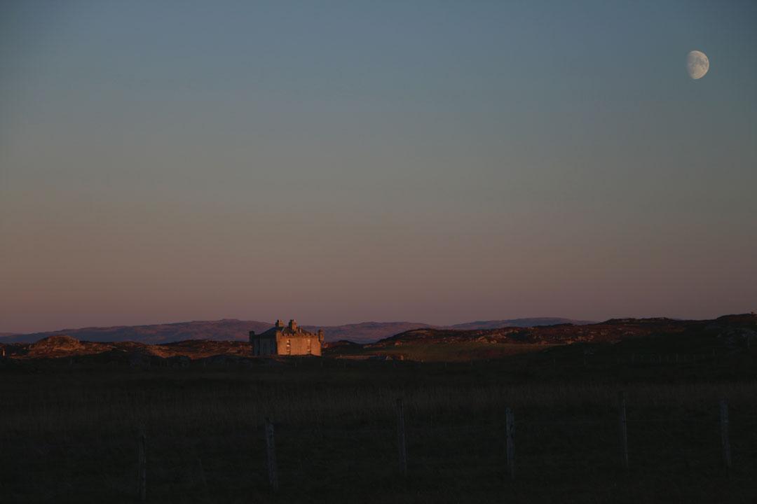 Breachacha Castle, Isle of Coll